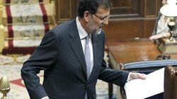 Lo que Rajoy no ha dicho: Bárcenas, desahucios,