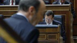 Rubalcaba a Rajoy: