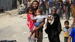 Unicef denuncia que alrededor de 100.000 niños están atrapados en Mosul, tras las líneas de Estado