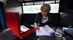 Theresa May, en el ojo del huracán tras los atentados en
