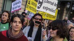 Las mareas ciudadanas toman el centro de Madrid contra las reformas del