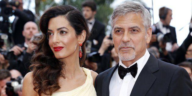 George y Amal Clooney ya son padres: nacen sus mellizos Ella y