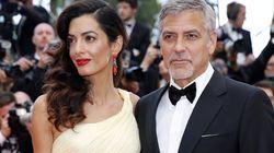 George y Amal Clooney ya son