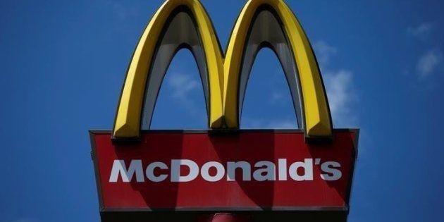 McDonald's lanza su servicio de entrega a domicilio en