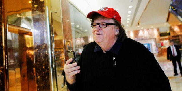 Carta de Michael Moore: por qué estoy lanzando