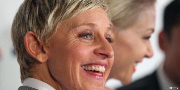 Ellen Degeneres es la próxima presentadora de los Oscar