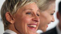 Ellen Degeneres, presentadora de los Oscar