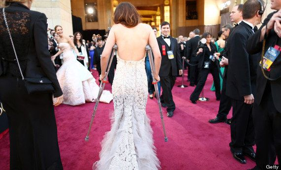Anécdotas Oscar 2013: del vídeo