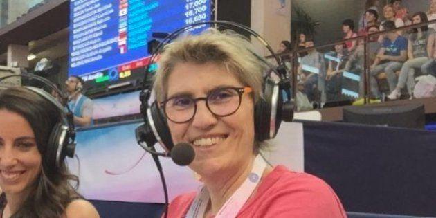 La periodista Paloma del Río será embajadora de los Juegos del Orgullo