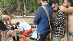 El programa 'La Isla' vive momentos de angustia ante el peligro de muerte de uno de sus