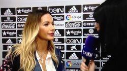 BeIN Sport entrevista a Tamara Gorro en el Valencia-Barça y se incendian las