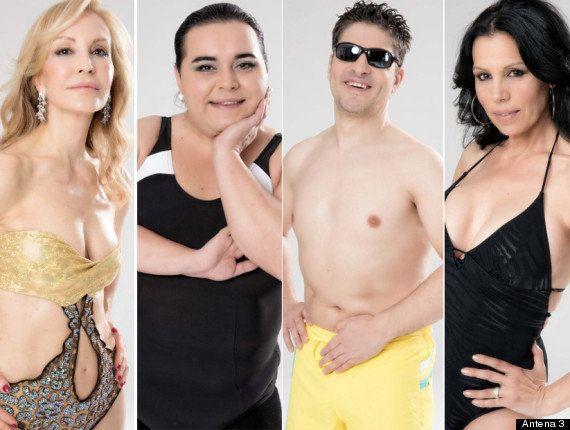Más famosos en bañador: Antena 3 estrena 'Splash! Famosos al agua