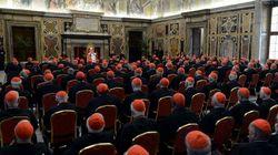 El adiós papal, en