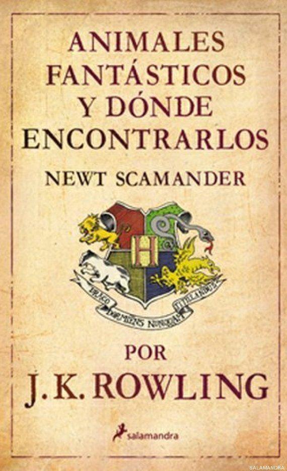 'Animales fantásticos y cómo encontrarlos', sobre el universo de Harry Potter, será una trilogía de