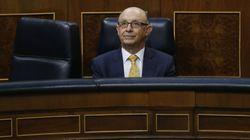 El Constitucional anula la amnistía fiscal de Cristóbal