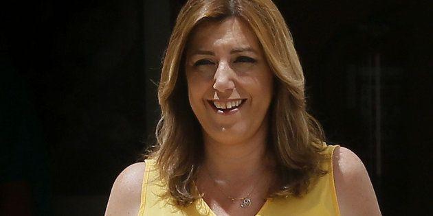 Susana Díaz remodela su gobierno y cambia cinco de sus