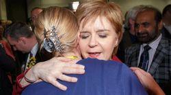 Duro desplome de los independentistas en Escocia: 22 escaños