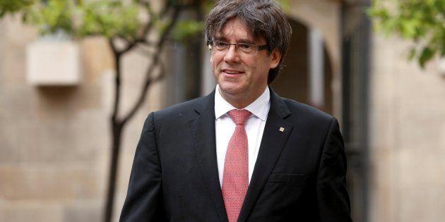 El referéndum independentista en Cataluña se celebrará el 1 de