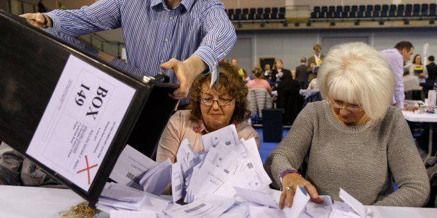 Elecciones británicas: pierden