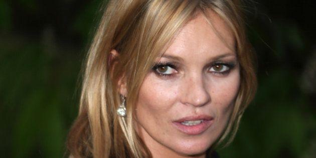 Kate Moss: 40 años dándolo todo