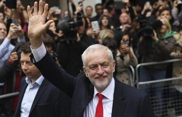 Jeremy Corbyn tiene algo que decirle a la izquierda