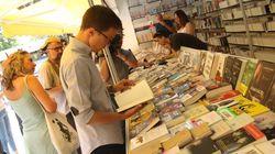 Los siete libros que se ha comprado Errejón en la Feria del