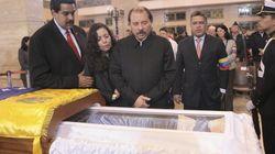 Chávez y otros 9 cadáveres