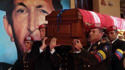 El cuerpo de Chávez no será