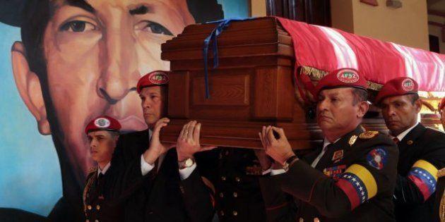El Gobierno venezolano descarta finalmente embalsamar el cuerpo de Hugo