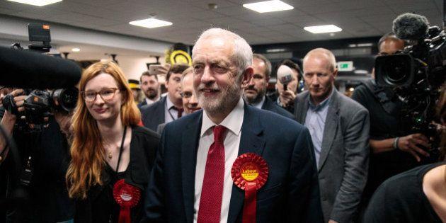 El líder del Partido Laborista británico, Jeremy