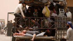 Bombardeos aéreos o campos de minas: la elección mortal a la que se enfrentan los civiles de