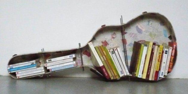 ¿Te gustan los libros? Algunas de las librerías más originales, en imágenes