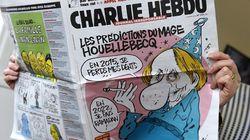 Polémica por la manera en que la revista 'Charlie Hebdo' presenta a Theresa May en su próxima