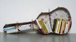 Librerías de todas las formas y colores