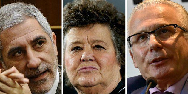 Llamazares, Garzón y Almeida piden quitar al PP del Gobierno con un pacto