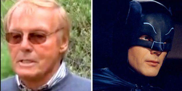 Muere Adam West, el mítico Batman de los años