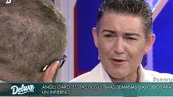 Críticas a Ángel Garó por lo que dijo del maltrato en 'Sábado