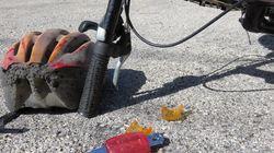 Un conductor drogado atropella mortalmente a un ciclista en Oliva