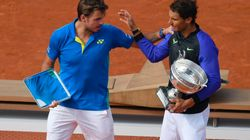 Las emotivas palabras de Wawrinka a Nadal tras perder la final de Roland