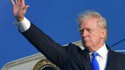 La Casa Blanca desmiente que Trump haya puesto en suspenso su viaje a