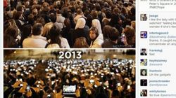 La evolución tecnológica, vista a través del recibimiento a los Papas