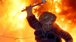 Merkel y otras 12 cosas más ardiendo