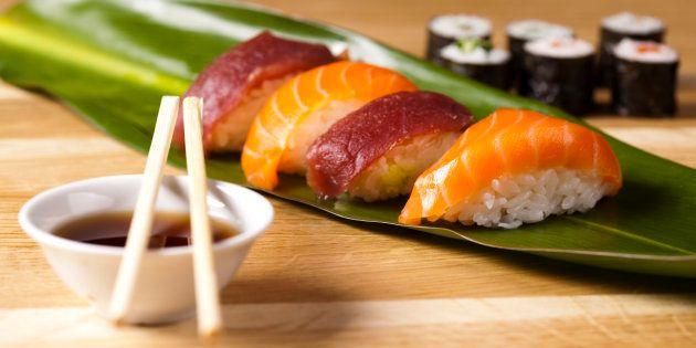 Todo lo que tienes que saber sobre el sushi para parecer un