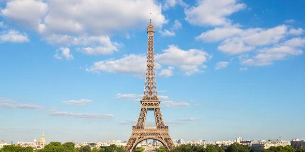 La imagen de la torre Eiffel con la bandera de España por la victoria de Nadal... no es