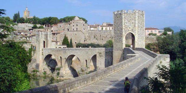 'Los Ángeles Times' elige Besalú (Girona) como