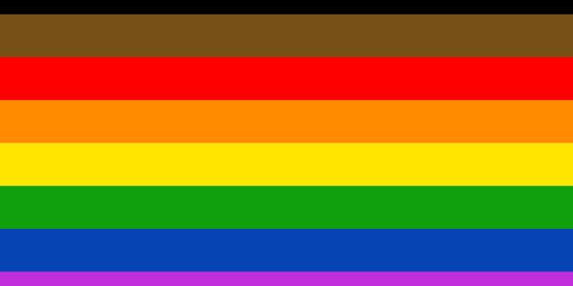 colores bandera orgullo gay