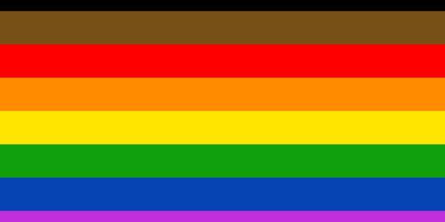 La nueva bandera propuesta por