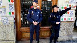 La PAH lleva su protesta a los portales de los diputados del PP (VÍDEOS,
