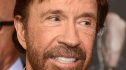 Si pinchas aquí vas a ver a Chuck Norris como nunca lo habías visto