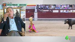 'El Intermedio' retrata a los toreros analizando sus frases más
